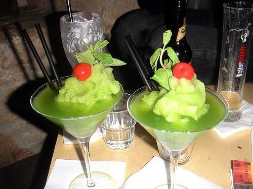 frozen drink photo