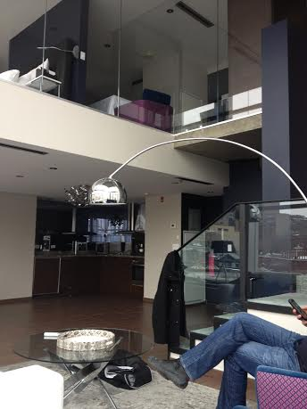montreal bachelor party suite