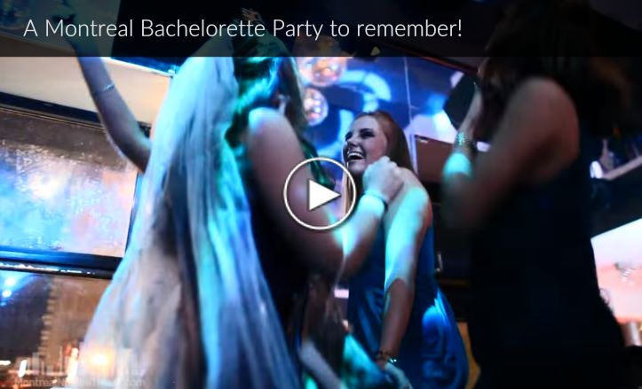 Bachelorette Party video